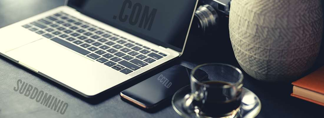 Tipos de dominios - Registros.com